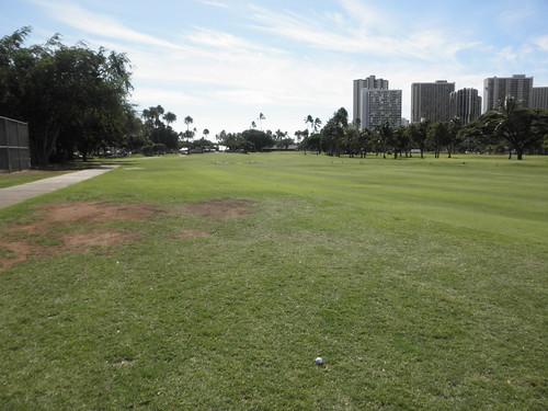 Ala Wai Golf Course 046