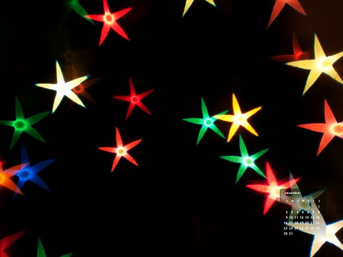 Desktop Wallpaper for December 2012 by Gordon McKinlay