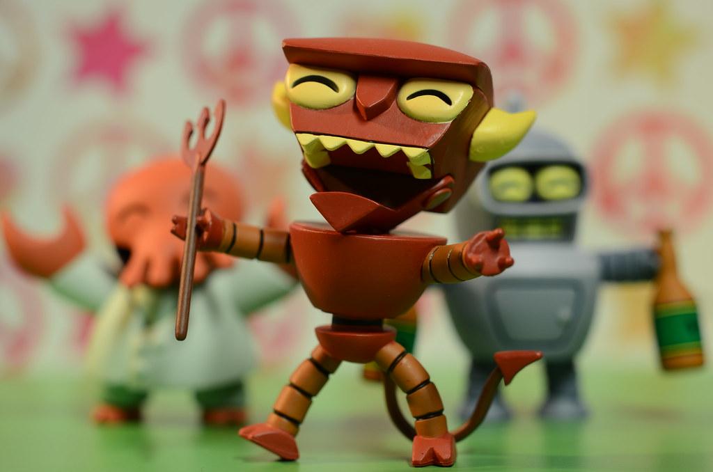 [Futurama] Robot Devil