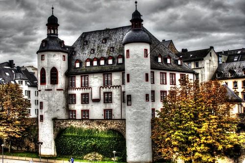 Falckenstein Kaserne Rheinland Pfalz Germany