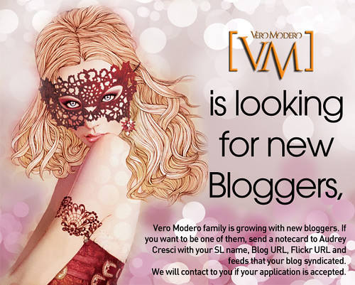 [VM] VERO MODERO blogger call by Bouquet Babii