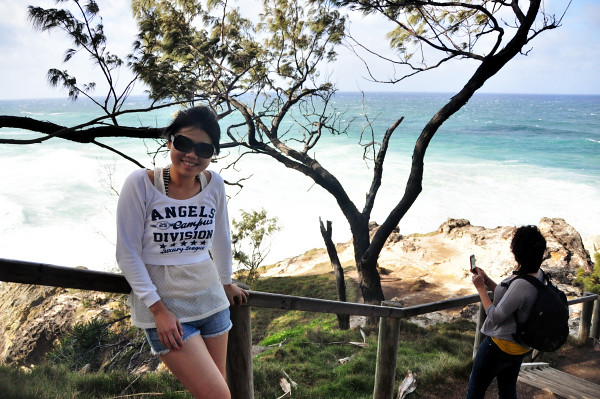 North Stradbroke Island: Gorge Walk at Point Lookout