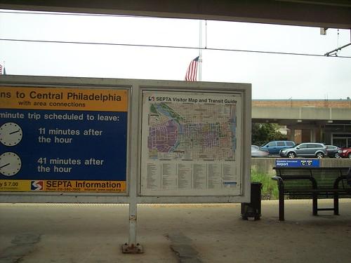 Philadelphia International Airport Termnals C and D
