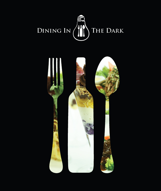 dining in the dark logo