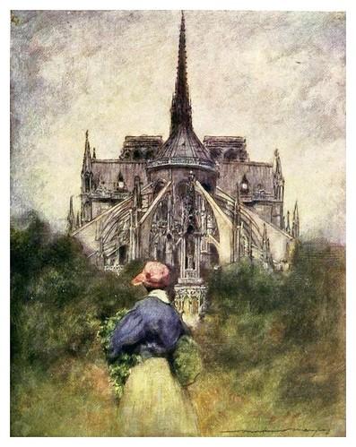 001-Notre Dame-Paris (1909)-Mortimer Menpes