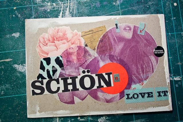 Short Berlin vacations mail-art