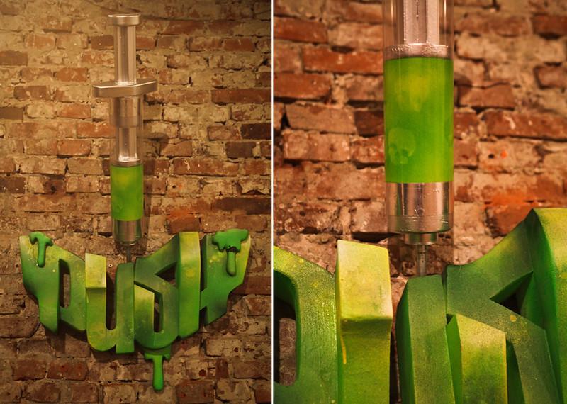 Reclaim Your City 2012 Urban Art Aktivismus Push