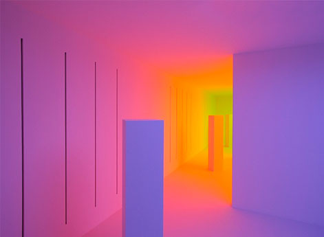 CHROMOSATURATION by CARLOS CRUZ-DIEZ