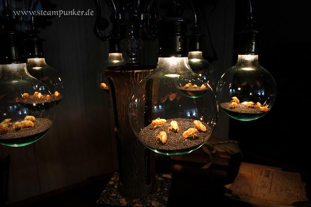 Steampunk table lamp steampunk table lamp steampunk for Lampen ingolstadt