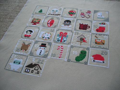 Kawaii Winter Stitch-along by jenniferworthen