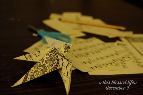 DPP 2012: paper stars