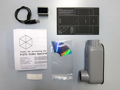 Public Lab Desktop Spectrometry Kit