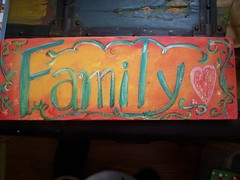 Family Sign by Emilyannamarie