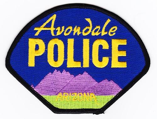 AZ - Avondale  Police Department
