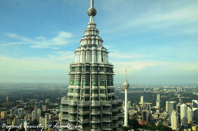 January 2012 Petronas Twin Towers