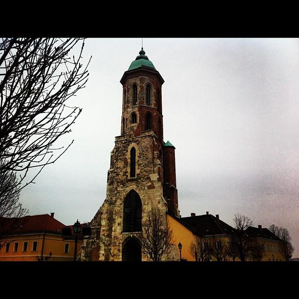 Budapest #budapest #hungary #travel #church #urban #mik #instagramers #jjforum