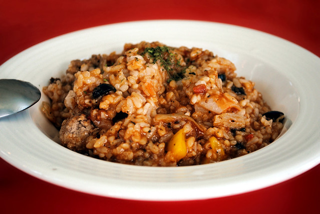 Jambalaya Rice