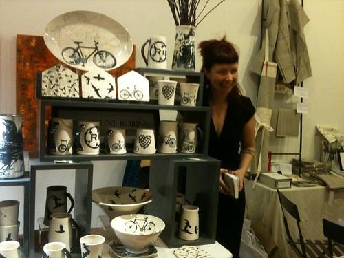 Jacqueline Robins Ceramics