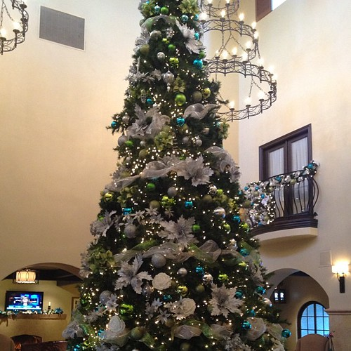 Rancho las Christmas Tree