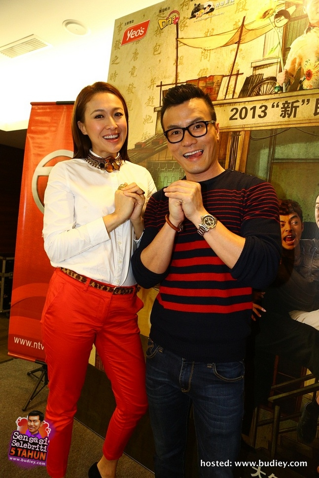 Debbie Goh & Frederick Lee