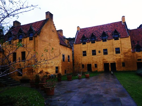 Culross Palace, Scotland