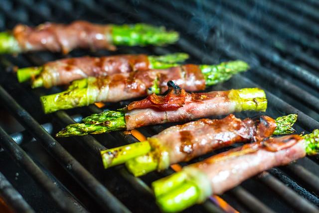 Griled Asparagus