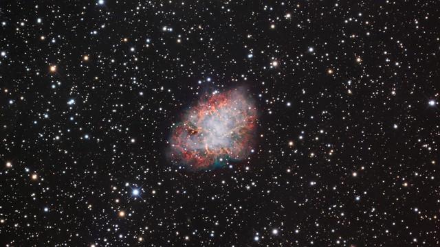Nebula - M1 (Crab)
