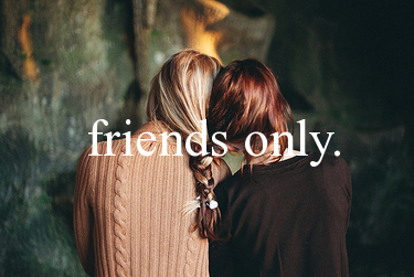 friends only banner dream-fairytale