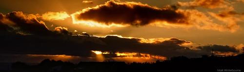 sunset silhouette sundown eveningsun outdoor yelloworange goldenlighthour skycloudssilhouette markwinterbournephotographycanoneosbradfordwestyorkshireunitedkingdomleedsyeadon markwinterbournephotographycanoneosbradfordwestyorkshire otleychevinview