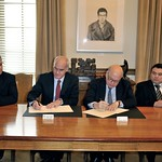 OAS and European Union Sign Agreement to Support the Peaceful Resolution of the Belize-Guatemala Territorial Differendum