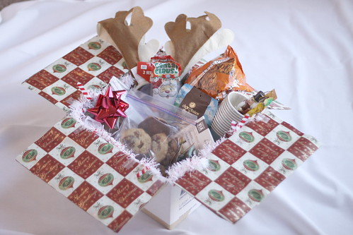 Image result for christmas care package