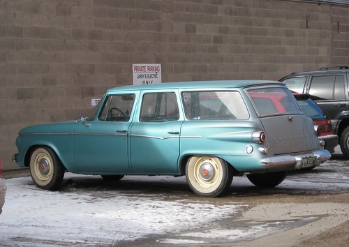1962 Lark Wagon by Hugo90