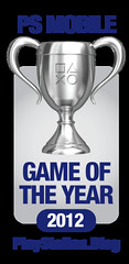PS.Blog Game of the Year 2012 - PS Mobile Silver