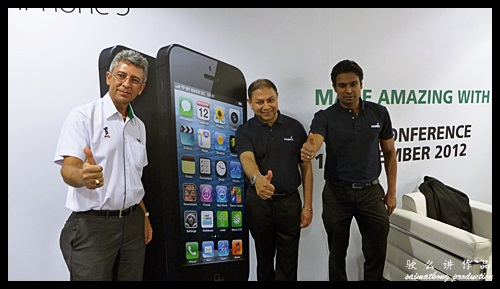 Maxis iPhone 5 Launch in Malaysia @ Pikom ICT Mall CapSquare