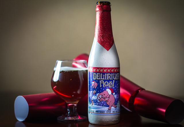 7 Beers to Christmas: Delium Noel