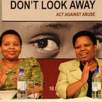 Launch of 16 Days of Activism for No Violence Against Women and Children, 25 Nov 2012
