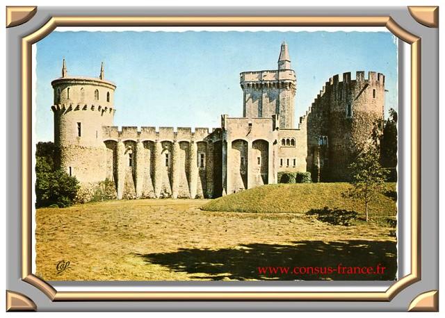 ENVIRONS DU BLANC 1604 - Château Guillaumé -70-150