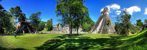 Tikal GCA - Great Plaza 01