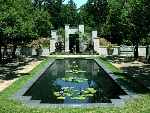 Hill Garden Birmingham Botanical Gardens
