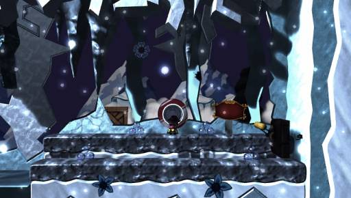 Vita Christmas Countdown Screenshot