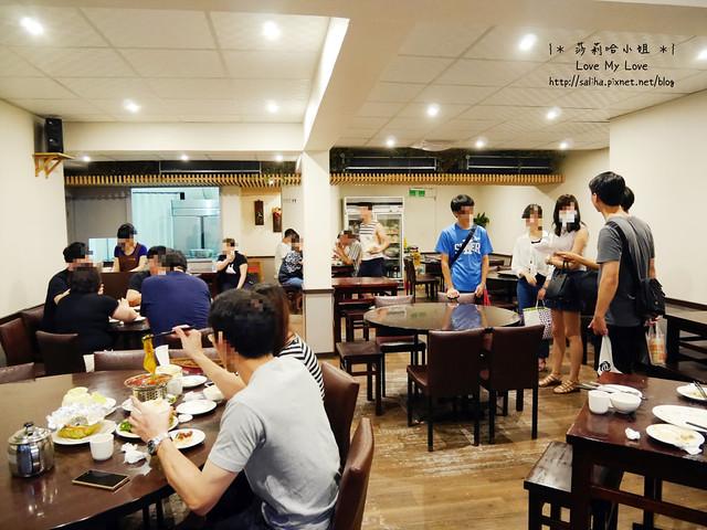 新店大坪林美食餐廳上川館熱炒合菜 (1)
