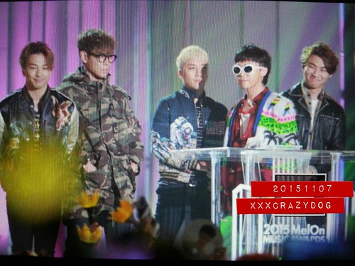 Big Bang - MelOn Music Awards - 07nov2015 - xxxCrazyDog - 01