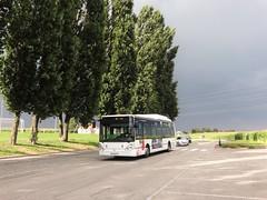 Irisbus Citelis 12 n°413  -  Strasbourg CTS