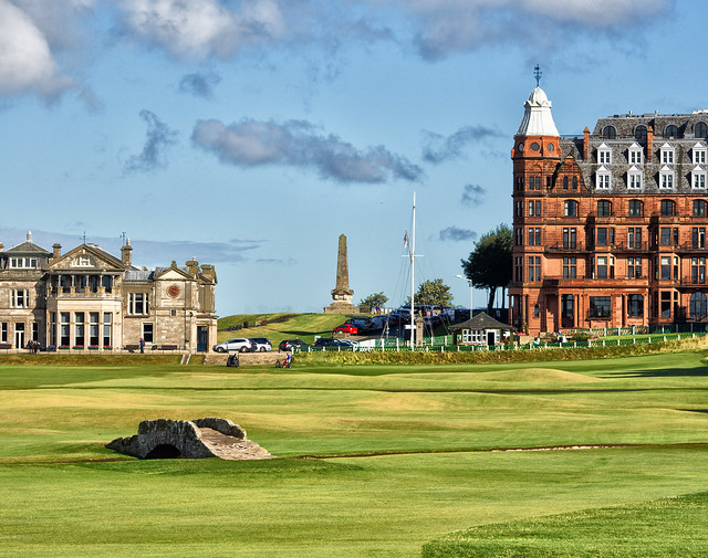 Home of golf