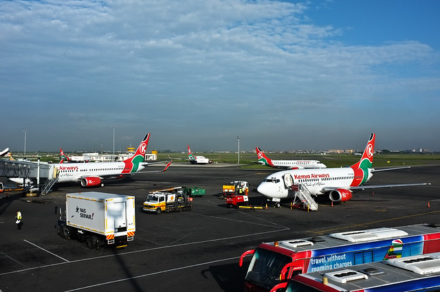 Fly Kenya Airways V