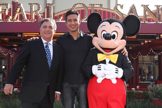 Earl of Sandwich Grand Opening featuring Mario Lopez