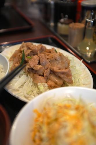 2012夏日大作戰 - 東京 - 秋葉原 - 昭和食堂 (1)