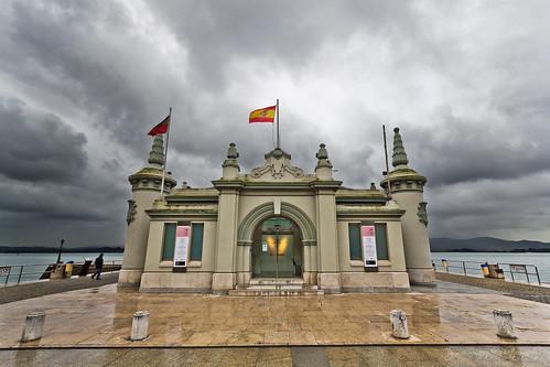 El Palacete, Paseo Pereda