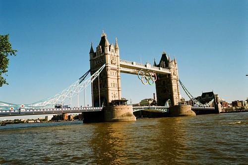 Tower Bridge - Jul 2012