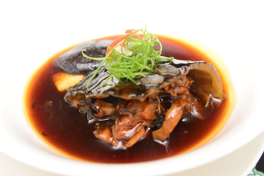 台北君悅正宗寧波料理 - 寧式冰糖甲魚